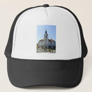 Greetings from Kaposvar, Hungary Trucker Hat