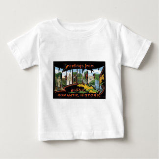 Greetings from Kentucky! Infant T-shirt