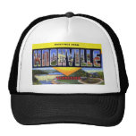 Greetings from Knoxville Tennessee Mesh Hats