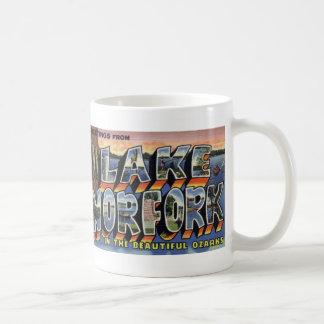 Greetings from Lake Norfolk Coffee Mug