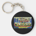 Greetings from Lake of the Ozarks Missouri Key Chain