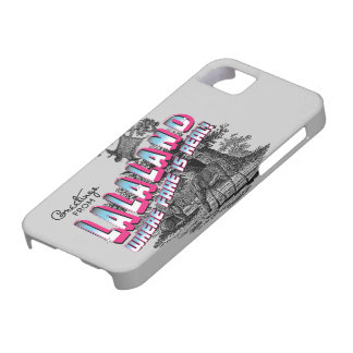 Greetings from LaLa Land - Fake is Real iPhone SE/5/5s Case