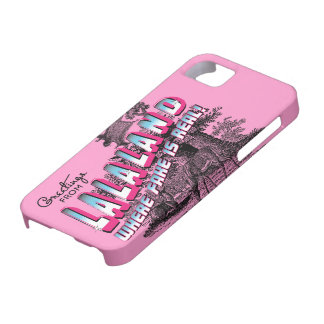 Greetings from LALA Land - where fake is real iPhone SE/5/5s Case