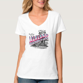 Greetings from LALA LAND - where fake is real T-Shirt