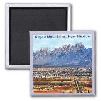Greetings from Las Cruces, New Mexico Magnet