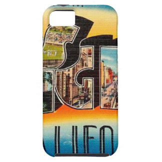 Greetings From Los Angeles iPhone SE/5/5s Case