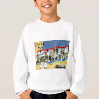 Greetings From Louisiana Sweatshirt