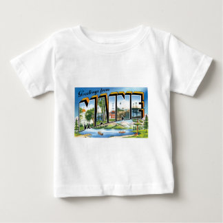 Greetings from Maine! T Shirt