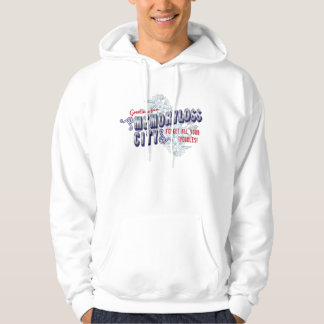 Greetings from Memoryloss City - Memory Loss Hoodie