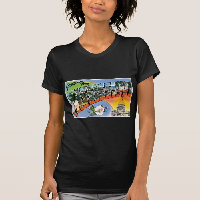 Greetings from Mississippi! T-Shirt