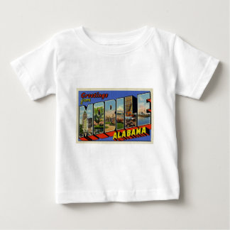Greetings from Mobile Alabama T Shirt