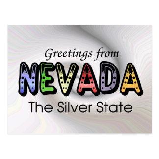 Greetings from Nevda Postcard