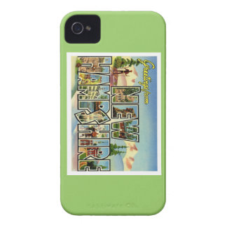 Greetings From New Hampshire Case-Mate iPhone 4 Cases