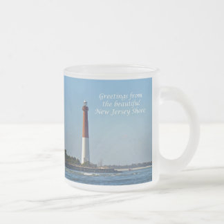 Greetings From New Jersey - Barnegat Light Mug