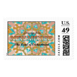 Greetings from New Mexico Postage Stamp