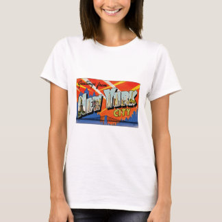 Greetings From New York City T-Shirt