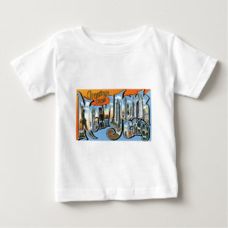Greetings from New York, New York! Baby T-Shirt