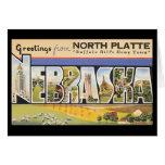 Greetings from North Platte Nebraska_Vintage Card