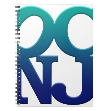 Beach Themed Greetings from Ocean City Notebook