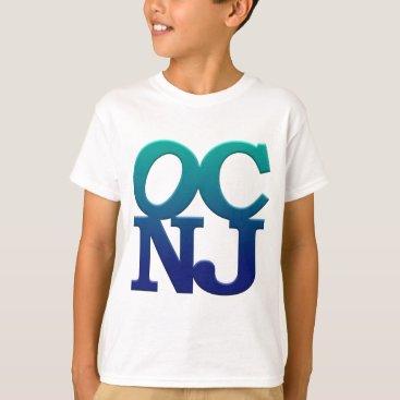 Beach Themed Greetings from Ocean City T-Shirt