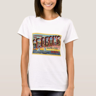 Greetings from Orleans Massachusetts T-Shirt