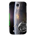 Greetings from out space! samsung galaxy s4 cover