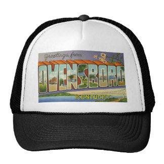 Greetings from Owensboro Kentucky Trucker Hat