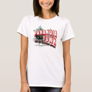 Greetings from Paranoia Town T-Shirt