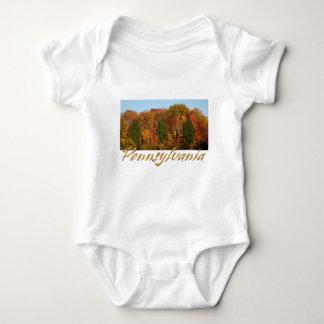 Greetings from Pennsylvania Baby Bodysuit