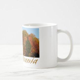 Greetings from Pennsylvania Coffee Mug