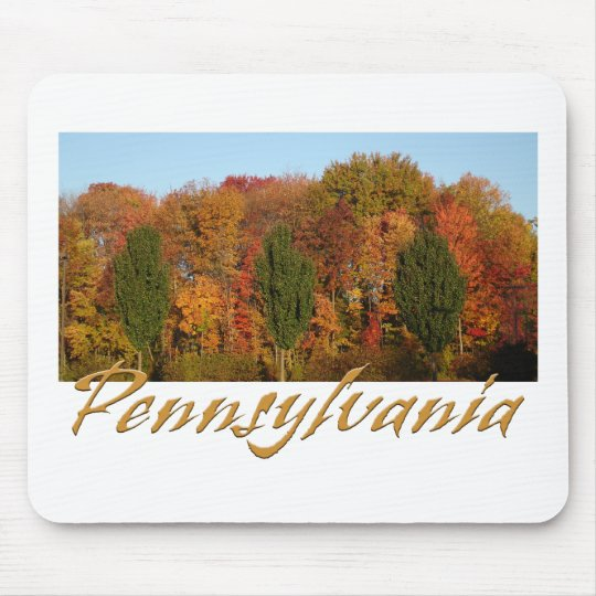 Greetings from Pennsylvania Mouse Pad