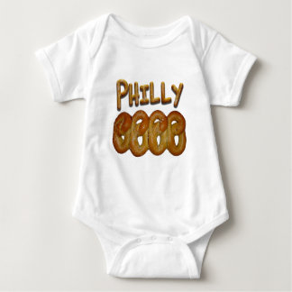 Greetings from Philly Baby Bodysuit