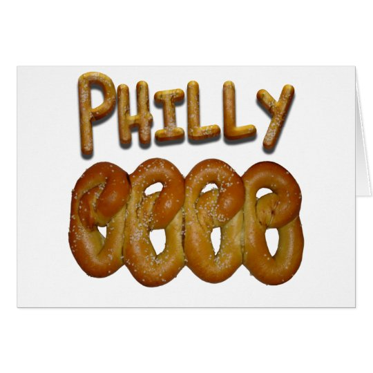 Greetings from Philly Card