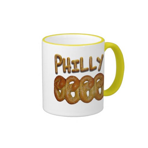 Greetings from Philly Coffee Mugs