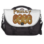 Greetings from Philly! Laptop Messenger Bag