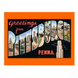 Greetings from Pittsburgh, Pennsylvania Post Cards