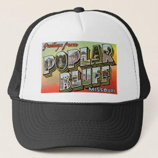 Greetings from Poplar Bluff Missouri Trucker Hat