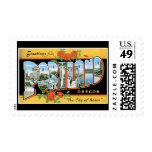 Greetings from Portland Oregon Postage Stamps