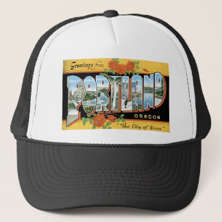 Greetings from Portland, Oregon! Trucker Hat