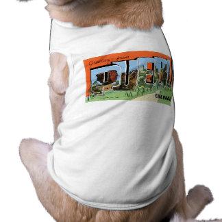 Greetings from Pueblo, Colorado! T-Shirt