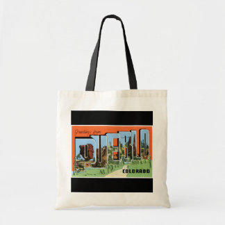 Greetings from Pueblo Colorado Tote Bag
