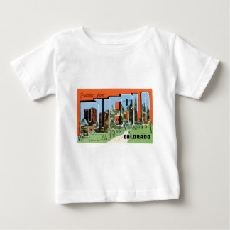 Greetings from Pueblo, Colorado! Tee Shirt