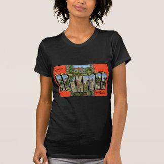 Greetings from Rockford Illinois Shirt