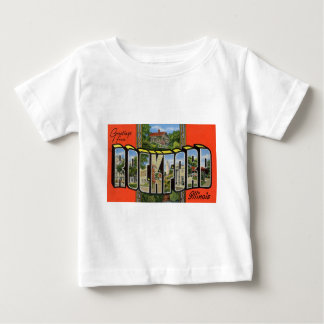Greetings from Rockford Illinois T Shirt