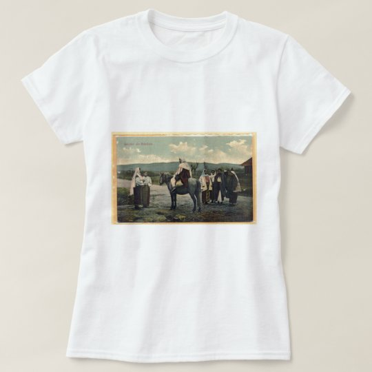Greetings from Romania, postcard mailed in 1910 T-Shirt