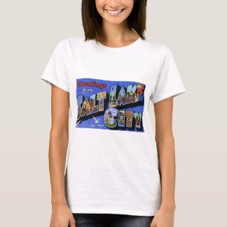 Greetings from Salt Lake City Utah T-Shirt