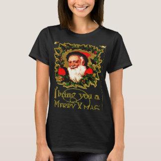 Greetings From Santa Claus T-Shirt