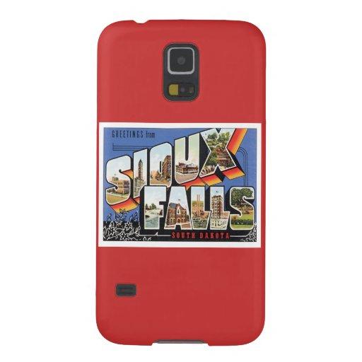 Greetings From Sioux Falls,South Dakota Samsung Galaxy Nexus Cover