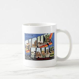 Greetings From Sioux Falls,South Dakota Coffee Mug