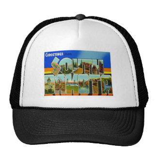 Greetings From South Dakota Hats